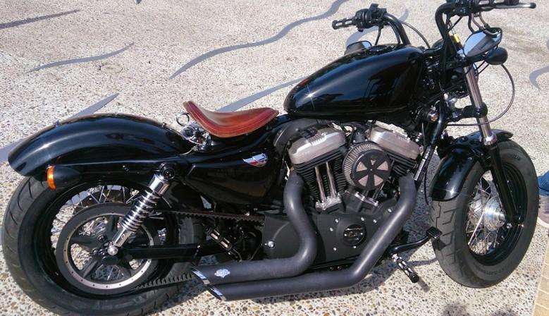 Sacoches de moto